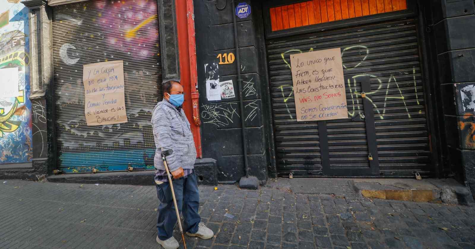 Recuperación económica de Chile podría ser recién en 2022