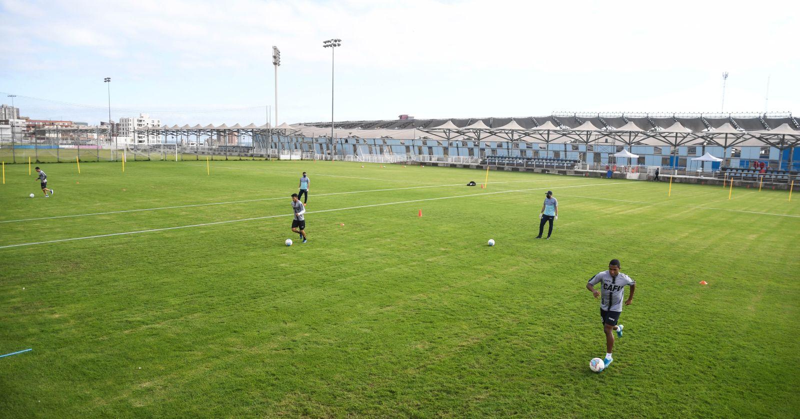 ANFP envía carta al Gobierno para autorizar los entrenamientos en cuarentena