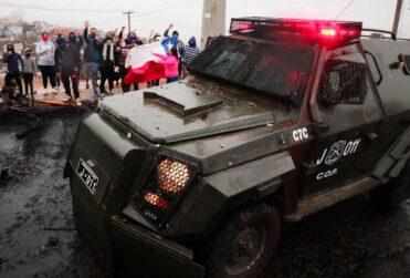 Noche de incidentes y manifestaciones en distintos puntos del país