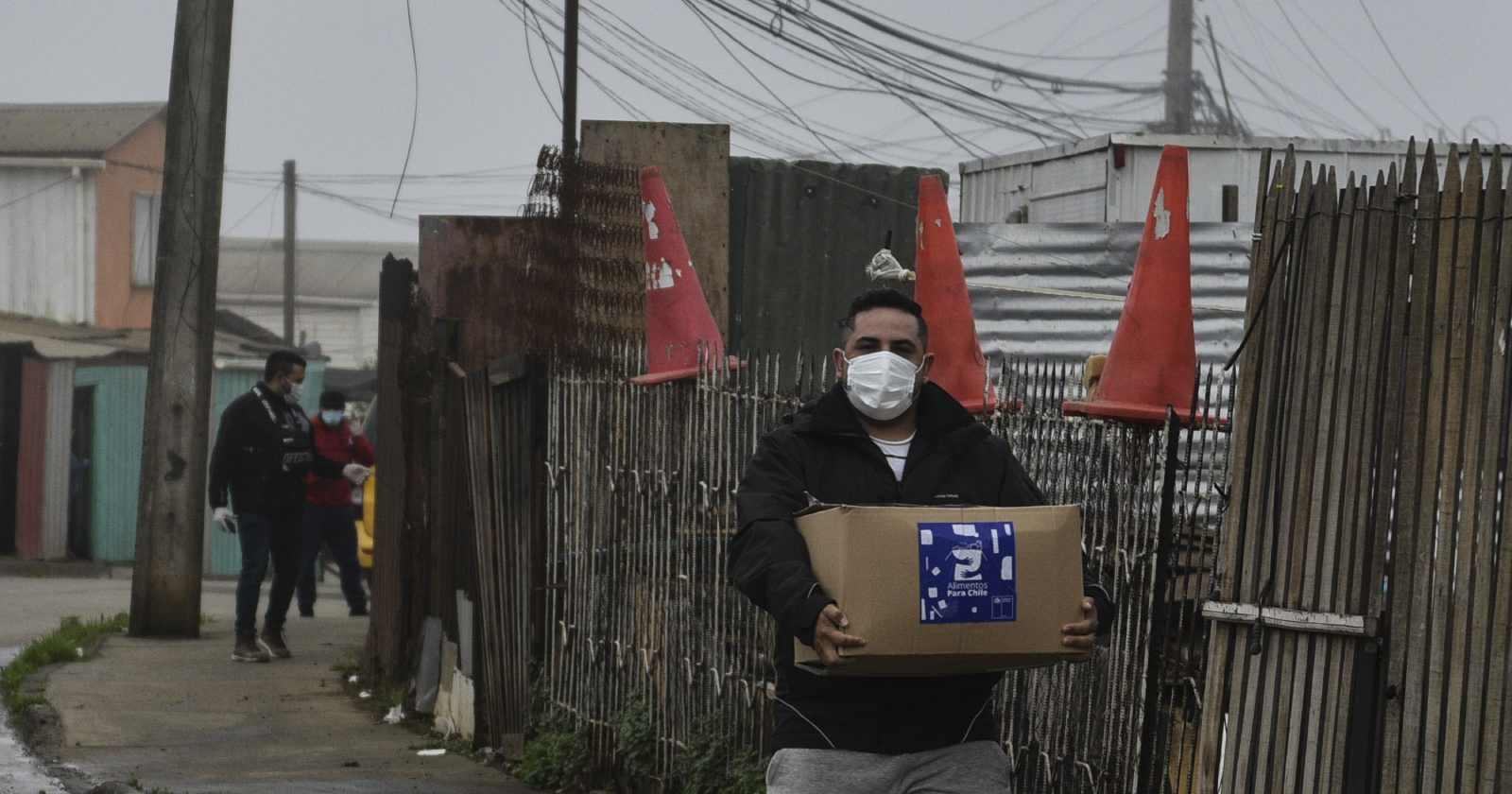 ¿Sólo Chile ha caído en una crisis económica por el coronavirus?