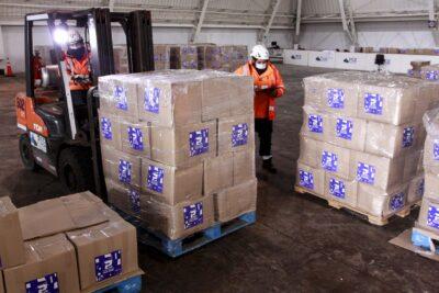 Alcaldes piden mejorar proceso de distribución de cajas de alimentos