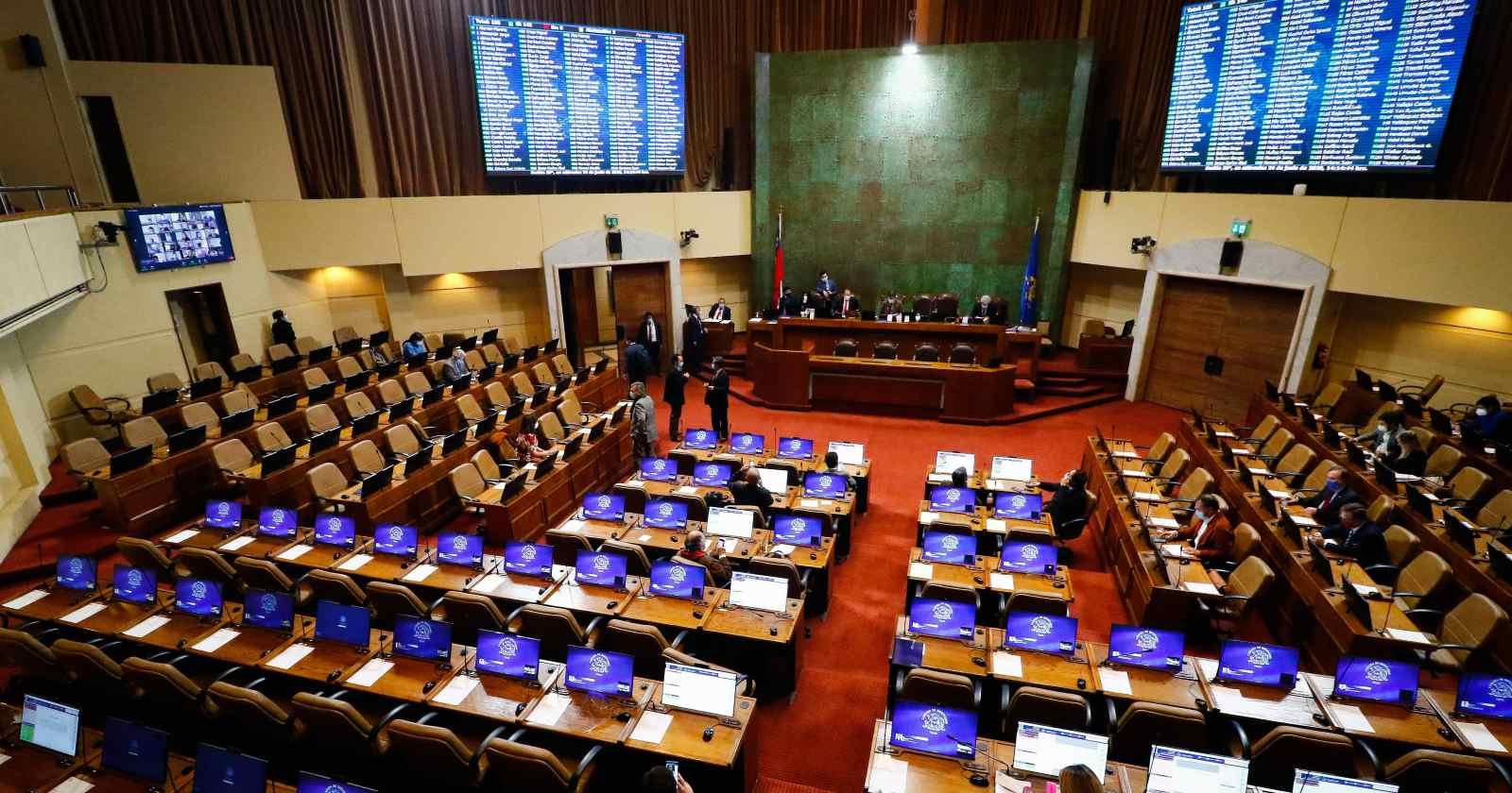 """""""Comisión de Constitución de la Cámara aprobó proyecto de retiro de fondos de AFP"""""""