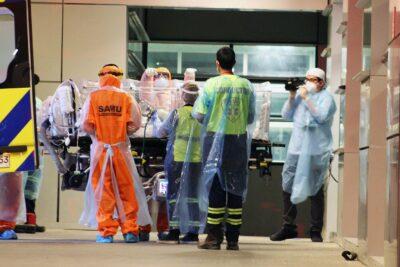 Chile supera los 6 mil fallecidos inscritos por coronavirus