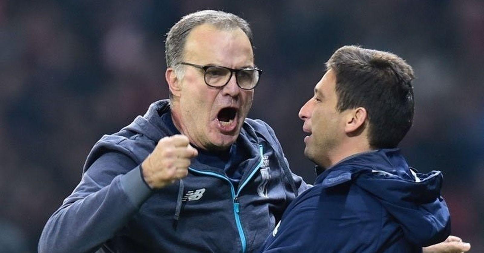 """""""Leeds de Bielsa se acerca al ascenso a la Premier League tras golear a Stoke City"""""""