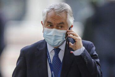 """Ministro Paris: """"Los datos son buenos, le duela a quien le duela"""""""