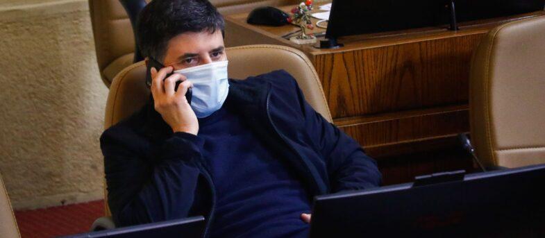 """""""Coimeros y abusadores"""": diputado Marcelo Díaz responde a Juan Sutil por sus críticas al Congreso"""