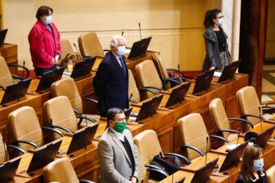 Mundo político lamenta la muerte de Ángela Jeria