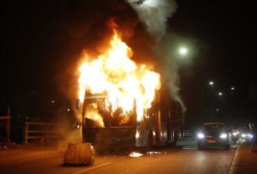 Joven de 21 años muere baleado en medio de protestas en Melipilla