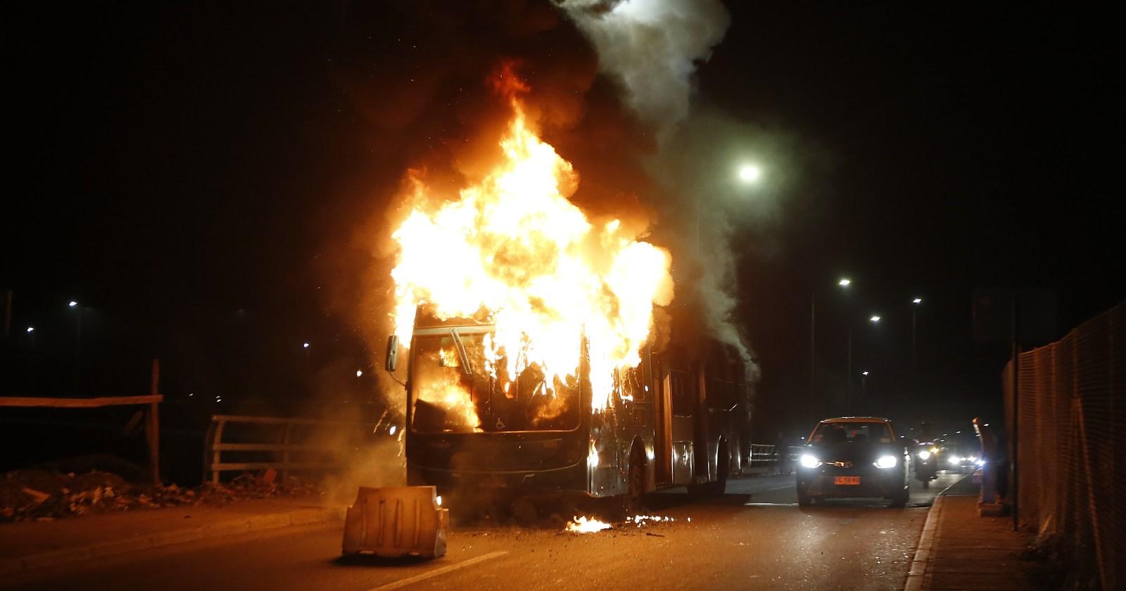 """""""Joven de 21 años muere baleado en medio de protestas en Melipilla"""""""