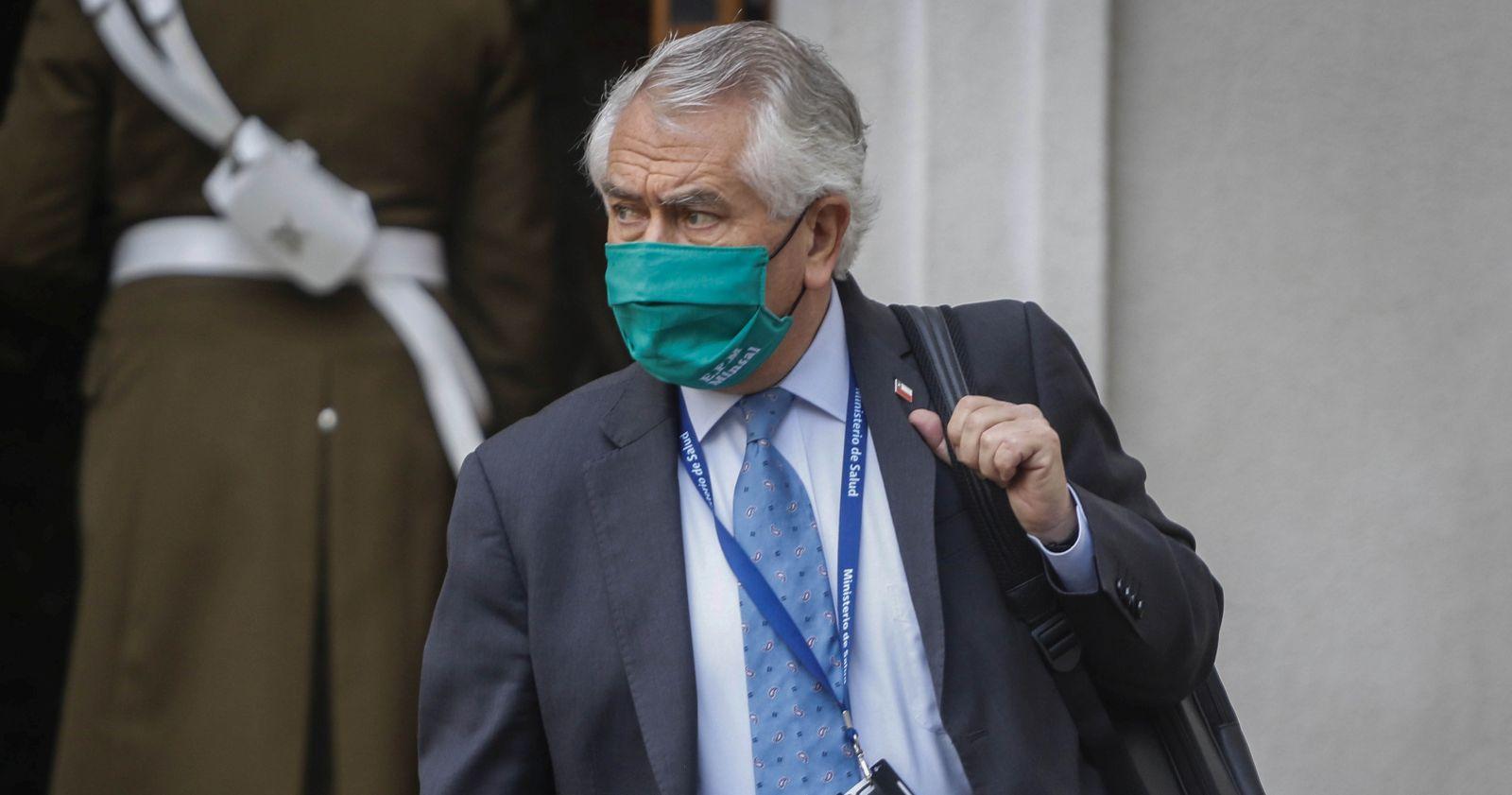 Ministro Paris: