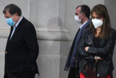 """Van Rysselberghe tras su encuentro con Piñera: """"Necesitamos un nuevo y mejor trato"""""""