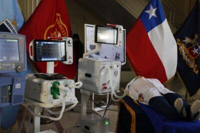 Gobierno presenta los primeros ventiladores mecánicos desarrollados en Chile