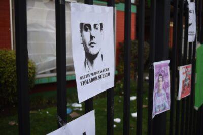 Disponen protección policial a juez y a familia de Martín Pradenas