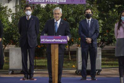 """Piñera y aprobación del 10% en el Senado: """"No siento que uno experimente una derrota cuando lucha con convicción"""""""