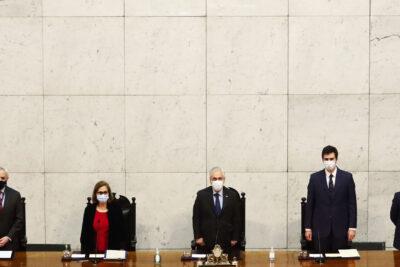 EN VIVO – Cuenta pública del Presidente Sebastián Piñera en el Congreso Nacional