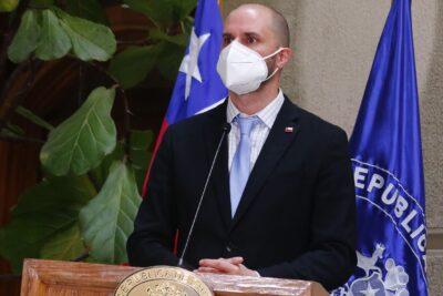 """Ministro Bellolio: """"TVN seguirá siendo el canal de todos los chilenos"""""""