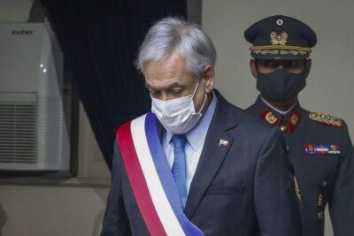 """Presidente Piñera en la previa de la Cuenta Pública: """"Ha sido un año duro"""""""