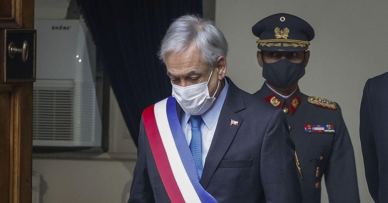 """""""Presidente Piñera en la previa de la Cuenta Pública:"""