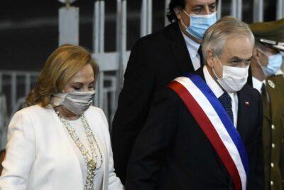 Cuenta Pública: Piñera llama a reforma estructural del sistema de las AFP