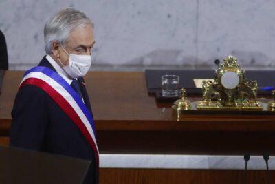 """""""Pido disculpas"""": ¿se saltó Sebastián Piñera la frase en su discurso?"""