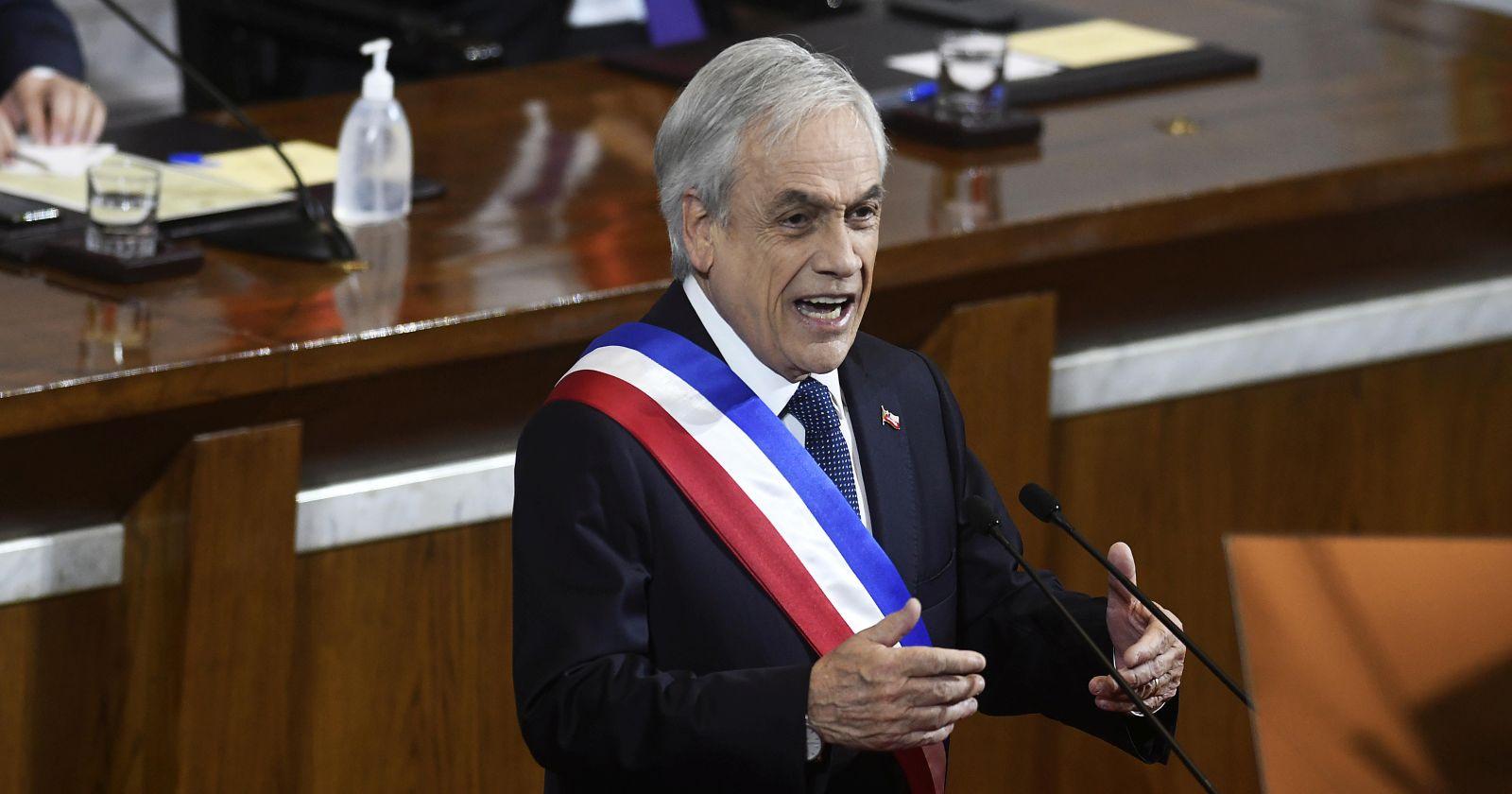 """""""Nos permitirá ser pioneros en América Latina"""": Piñera anuncia proceso para la llegada del 5G a Chile"""