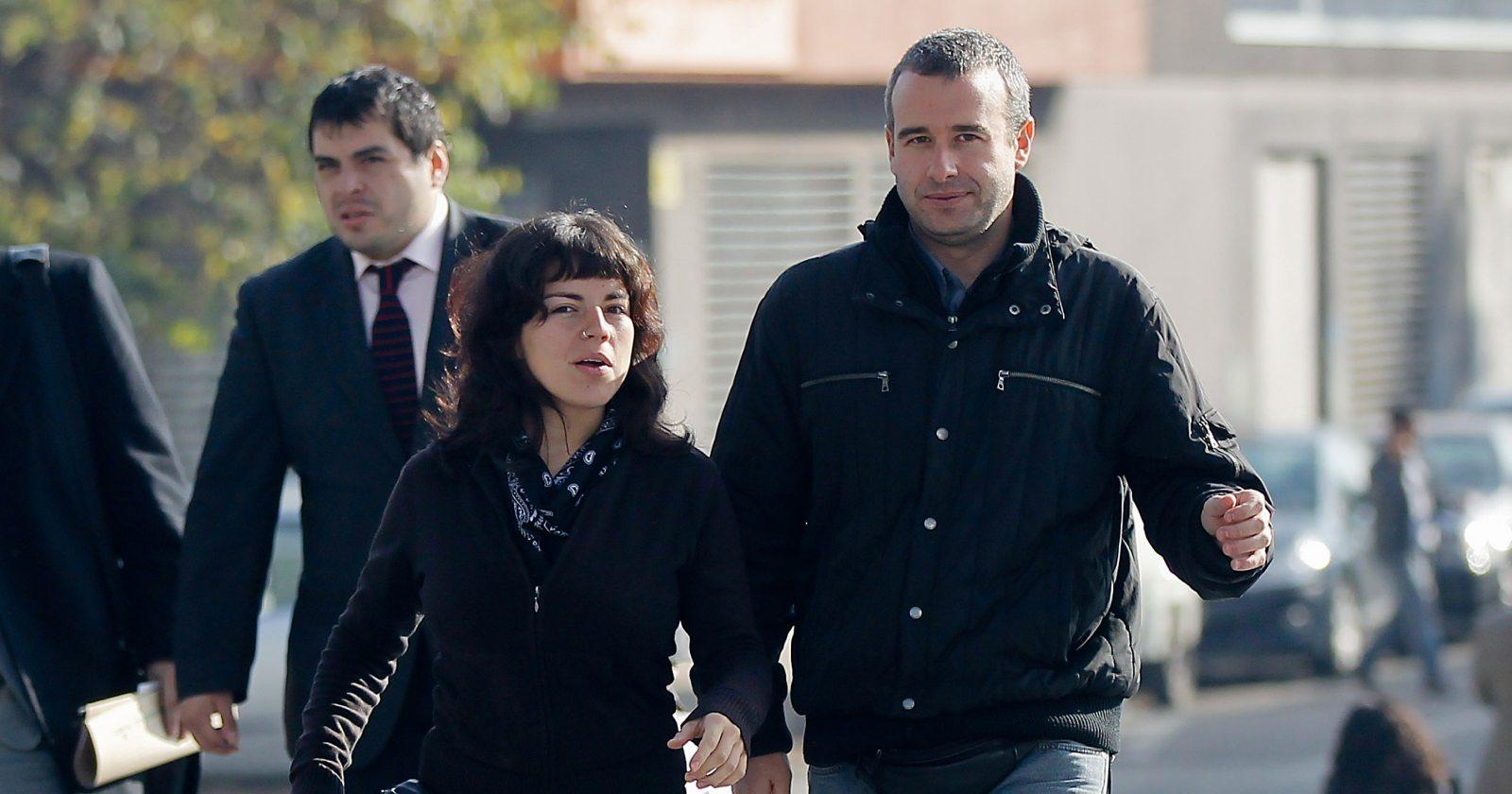 Francisco Solar y Mónica Caballero: la pareja de anarquistas que colocó una bomba en una basílica en España