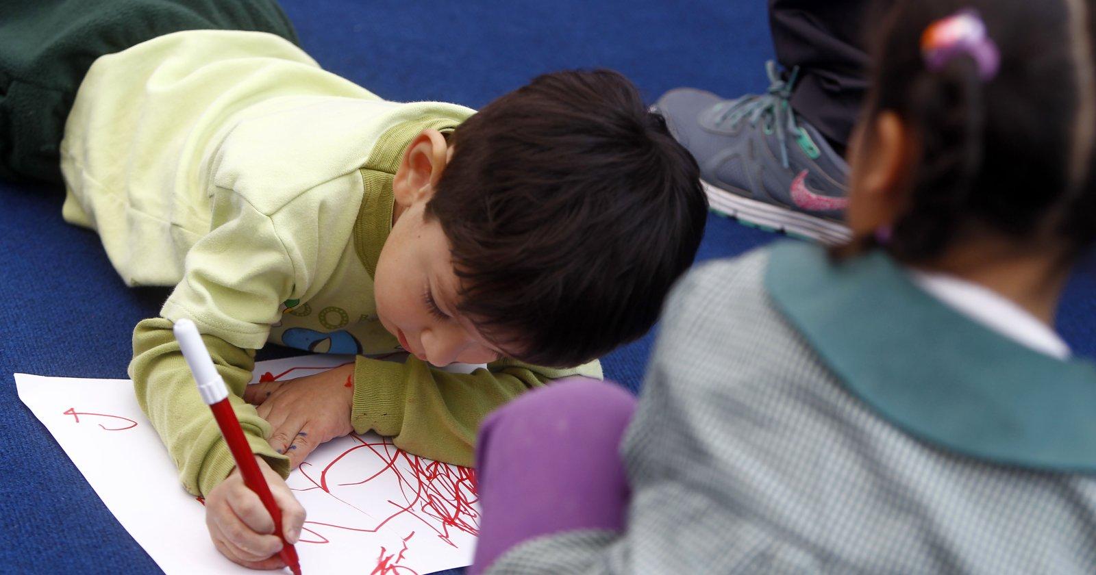 Párvulos de jardín infantil Integra en Rapa Nui volverán a clases este miércoles