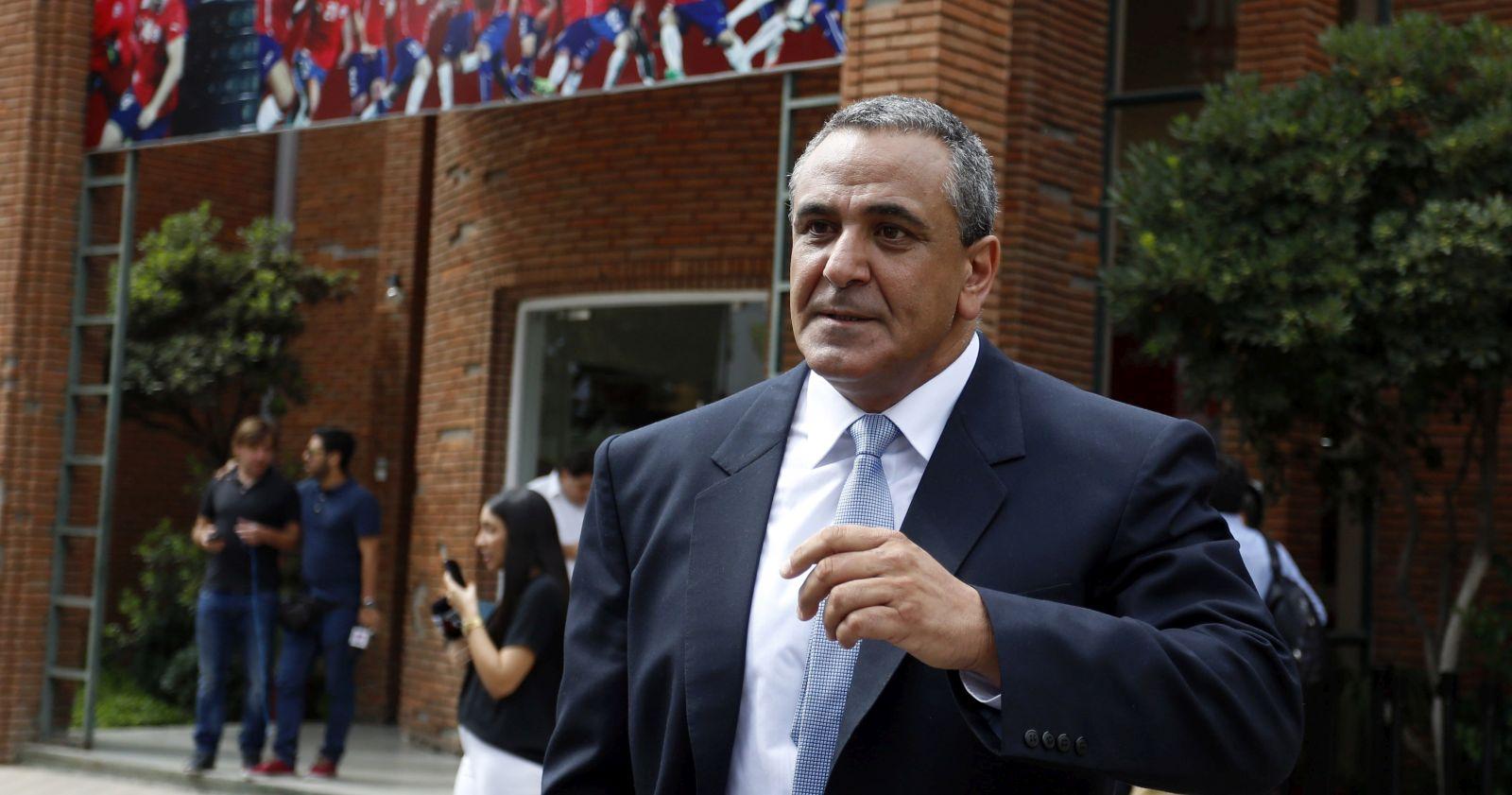 Pablo Milad gana las elecciones y será el nuevo presidente de la ANFP