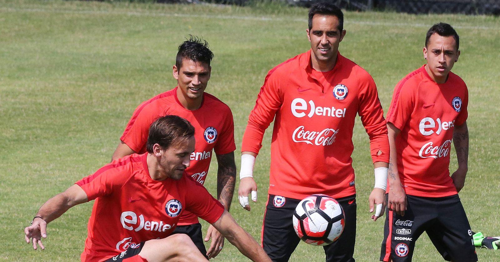 """""""Mark González por el fútbol chileno:"""