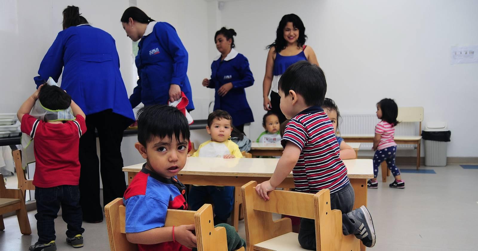 """""""Los problemas que podría desencadenar la pandemia en la educación parvularia"""""""