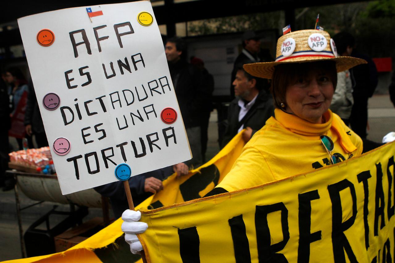 """""""La pandemia y los titulares: el caso de los fondos de pensiones"""""""