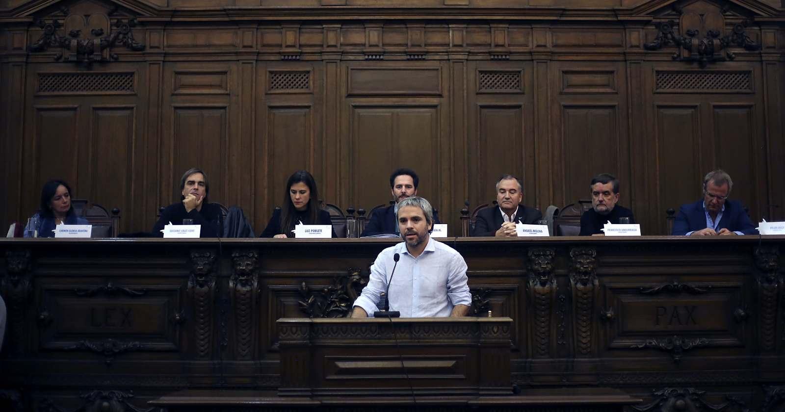 """""""Evópoli: el gran perdedor en el cambio de gabinete"""""""