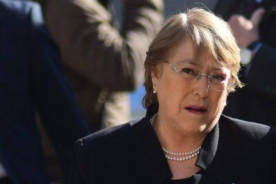 Protocolo COVID-19 no le permitiría a Michelle Bachelet asistir al funeral de Ángela Jeria