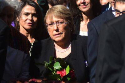 Bancada UDI pide al Gobierno cambiar protocolo y permitir a Bachelet ir al funeral de su madre