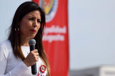 Municipalidad de Antofagasta confirma que alcaldesa Karen Rojo fue suspendida de sus funciones