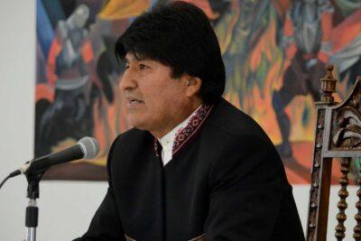 Evo Morales usa tuit de Elon Musk como prueba de un golpe de Estado en su contra