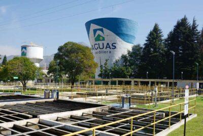 Presidente de Aguas Andinas hace un llamado a mantener un uso responsable del agua pese a las precipitaciones registradas