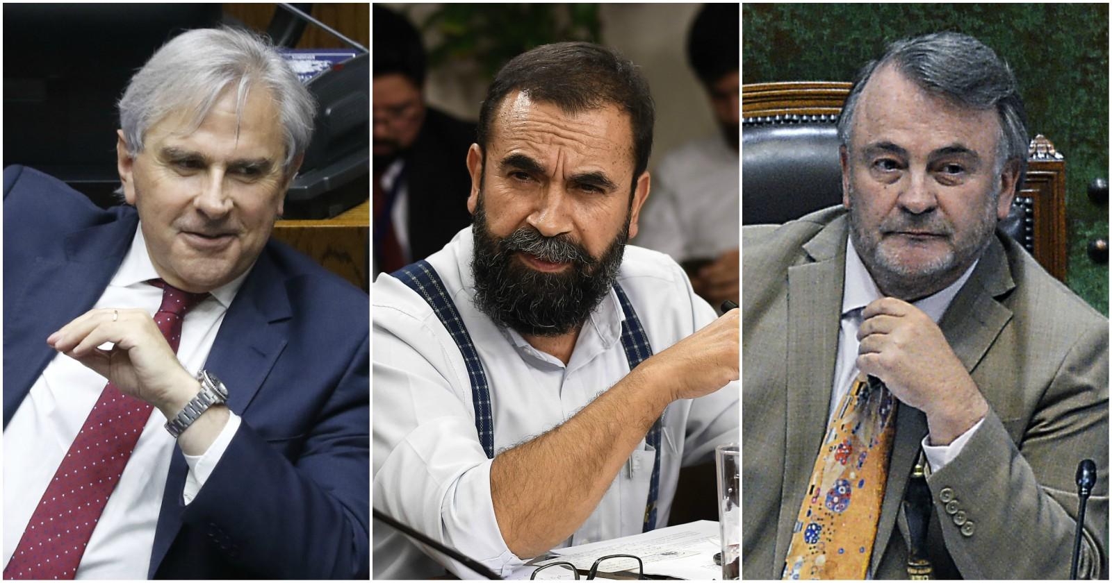 Ranking: los parlamentarios con más fondos en los APV