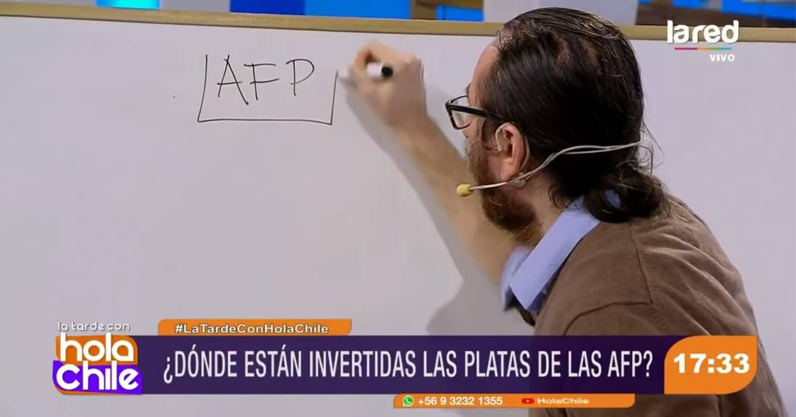 La confusa explicación de la Fundación Sol sobre las inversiones de las AFP