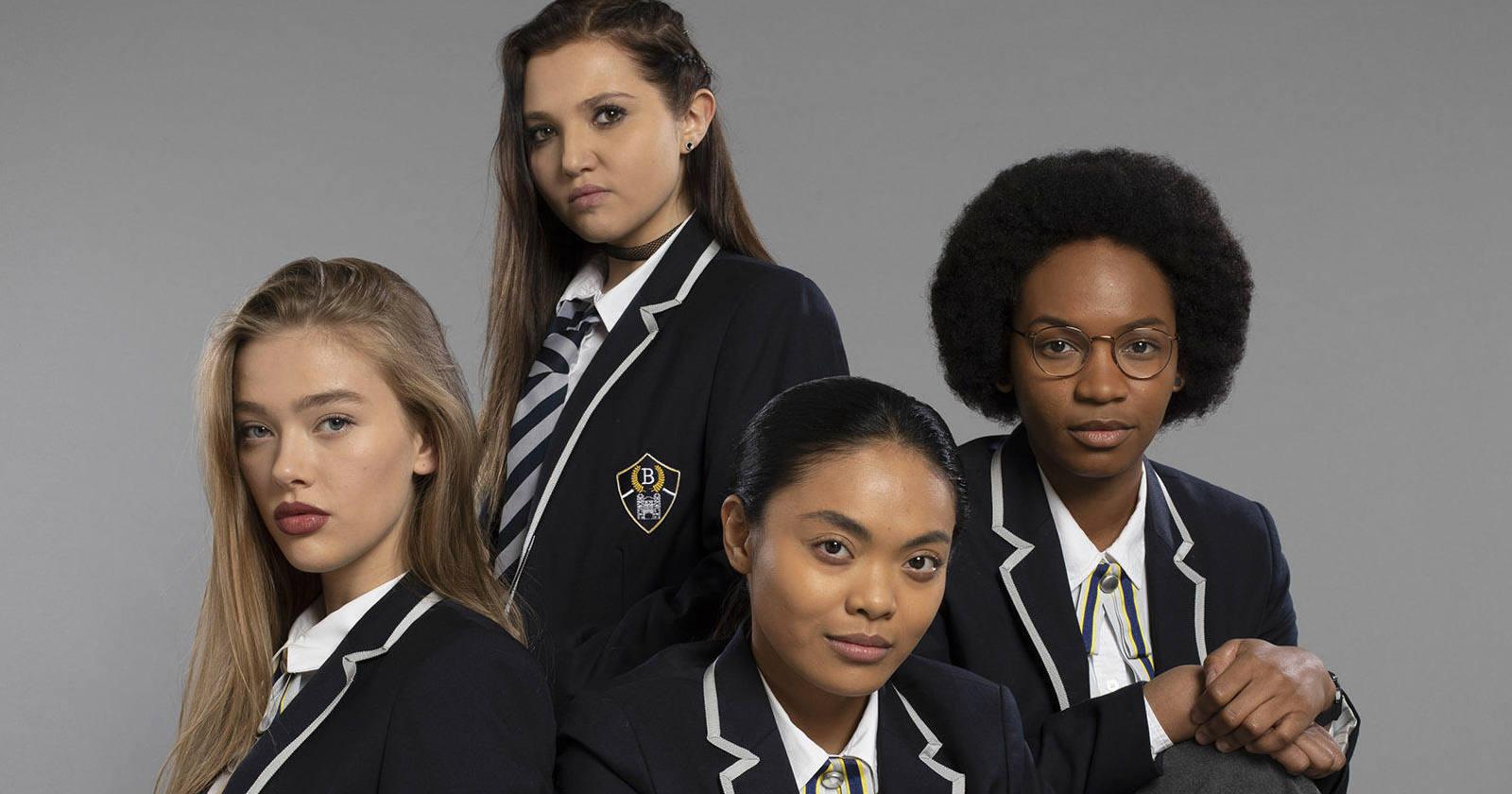 Get Even: así es la nueva serie británica que coprodujo Netflix y la BBC