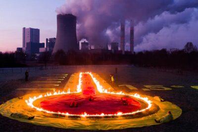 Greenpeace teme que la temperatura del planeta suba 1.5 °C en cinco años
