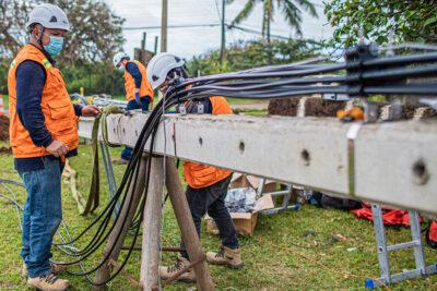 Rapa Nui recibe importantes mejoras en conectividad durante contingencia sanitaria
