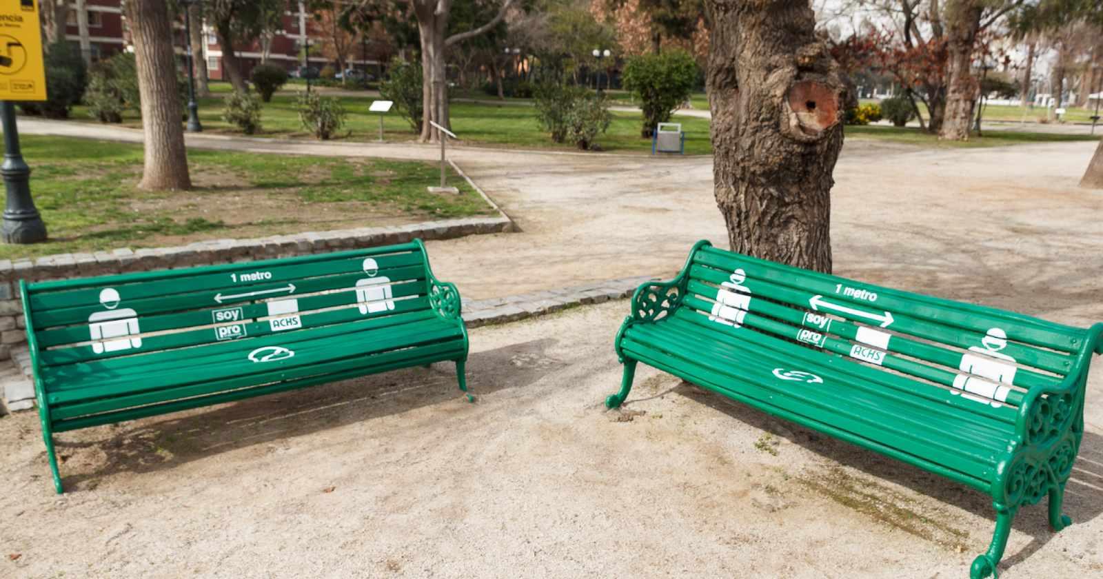 """""""Municipalidad de Providencia y la ACHS presentan Plan Piloto de Reapertura de Parques y Plazas"""""""