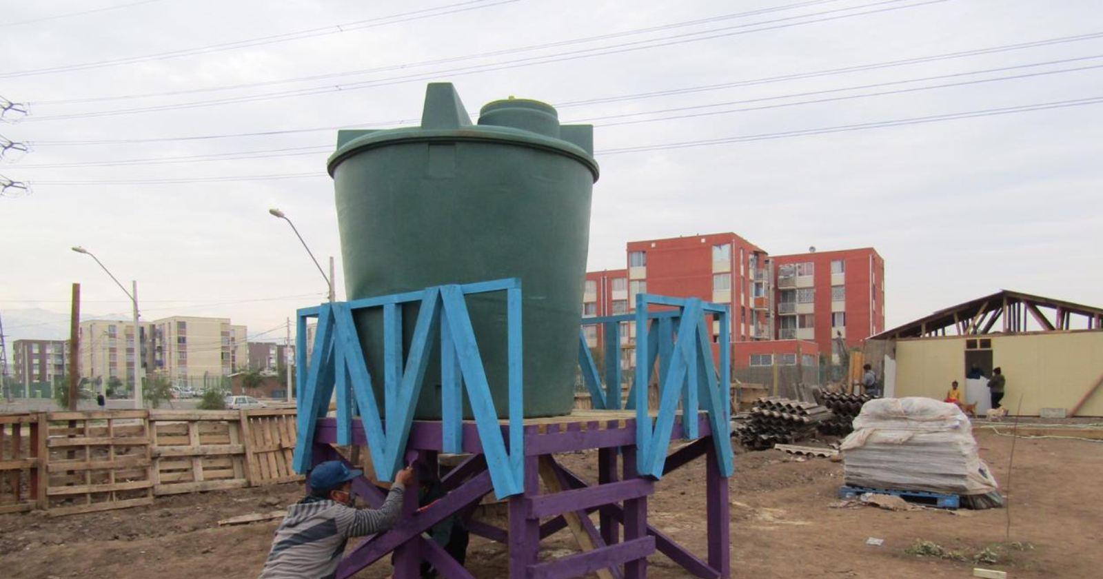 Las historias de los campamentos de la Región Metropolitana que develó la pandemia