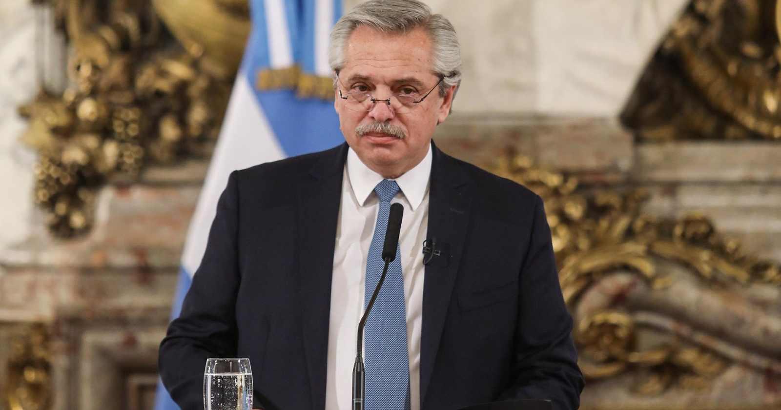 """""""La reforma judicial de Alberto Fernández que tiene sumida en cacerolazos a Argentina"""""""