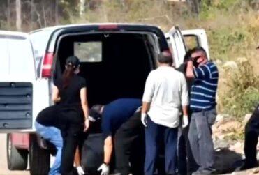 Chileno fue encontrado muerto dentro de una maleta en un basural de México