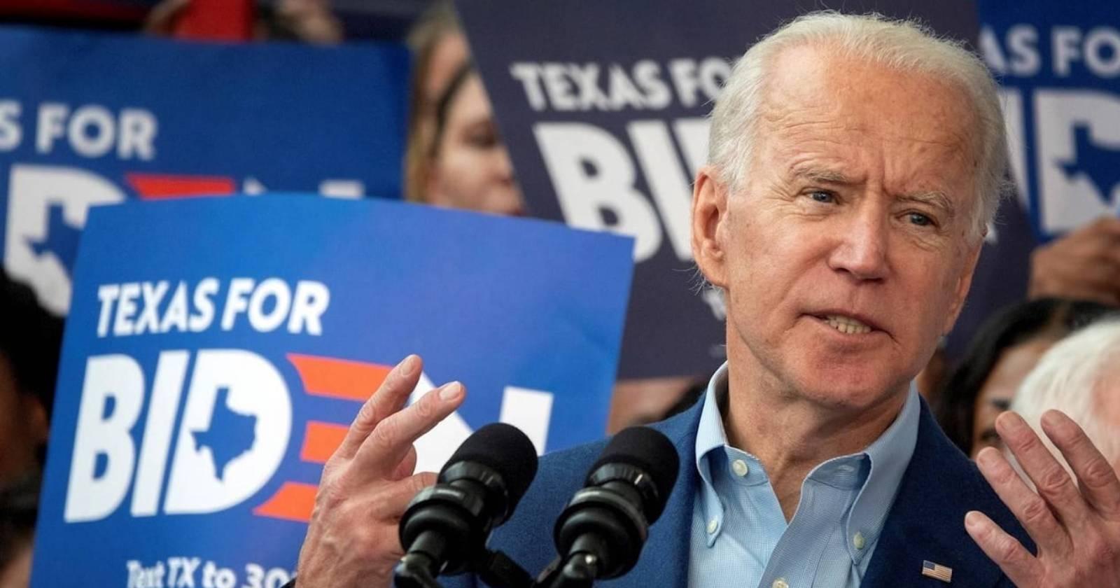 Biden dice que retornará a la OMS
