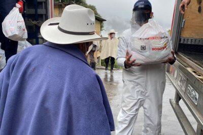 Colombia alcanza récord de 315 muertos con coronavirus en un día
