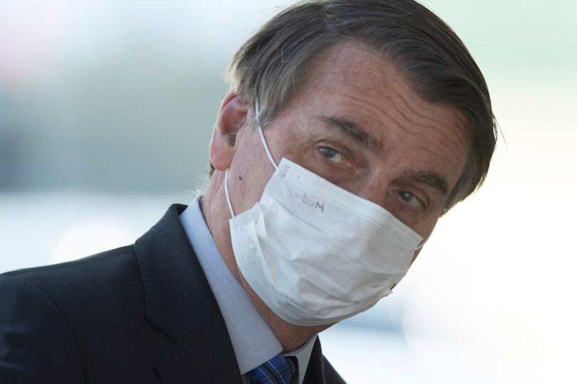 """""""Tengo moho"""": Jair Bolsonaro sufre infección pulmonar tras padecer coronavirus"""