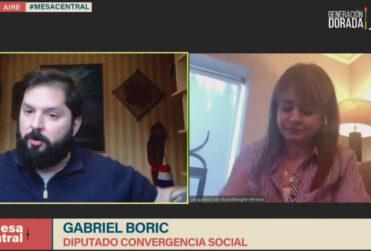 """""""Machismo propio de la UDI"""": Boric dispara contra Van Rysselberghe por críticas a Paulina Núñez"""